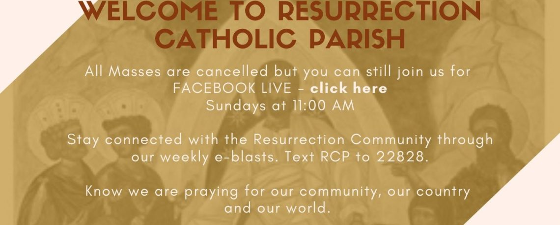 Masses cancelled