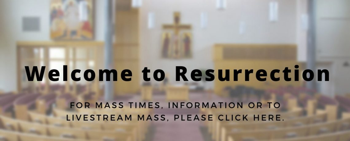 Welcome to Resurrection!